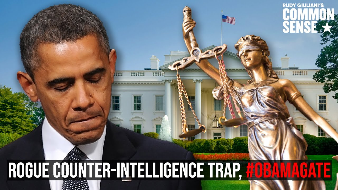 OBAMAgate – A Rogue Counter-Intelligence Trap, with George Papadopoulos