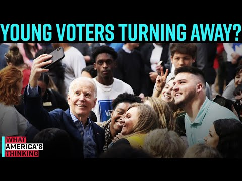 NEW POLL: Trump sheds older voter support, younger voters flee from Biden