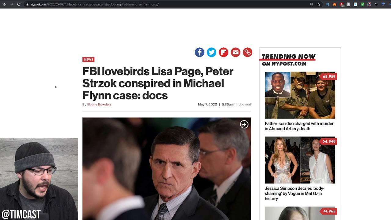 Unsealed Docs Show Obama KNEW About Flynn Spying, FBI Conspired To Target Flynn, Its Getting SPICY