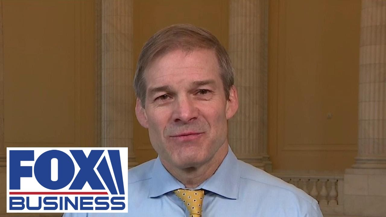 Rep. Jim Jordan: FBI knew Steele dossier 'was Russian disinformation'