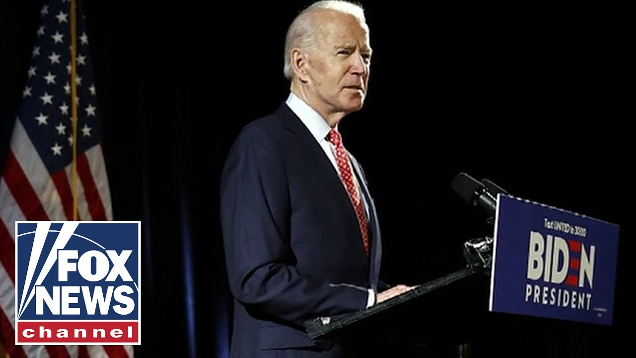 DNC chair says allegations would have surfaced during Biden's VP vetting