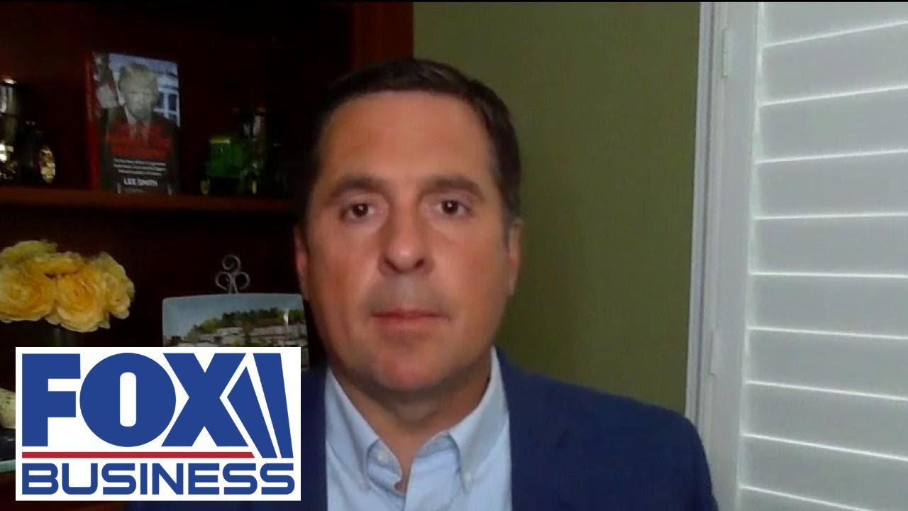 Rep. Nunes on Susan Rice email: 'Why was this classified to begin with?'