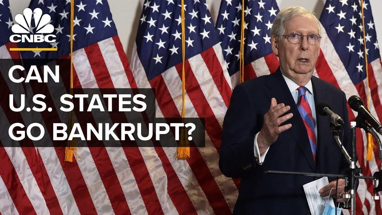 What Would It Mean If U.S. States Went Bankrupt?