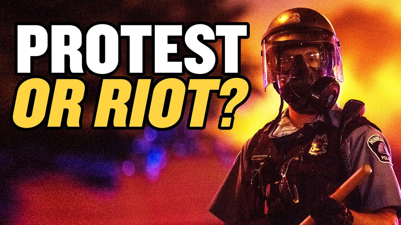Peaceful Protests and Violent Looting—What's Going On?