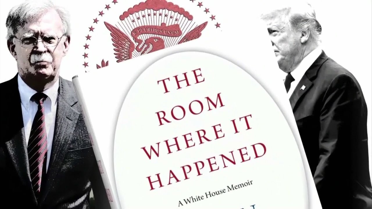 New Book Makes Allegations Against Trump Administration