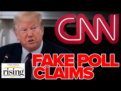 Trump calls BRUTAL CNN poll 'fake news', here are the facts
