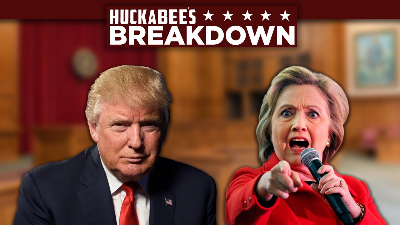 MORE Deep State Treachery Brought To Light & Hillary Gets Her Day In Court | Huckabee