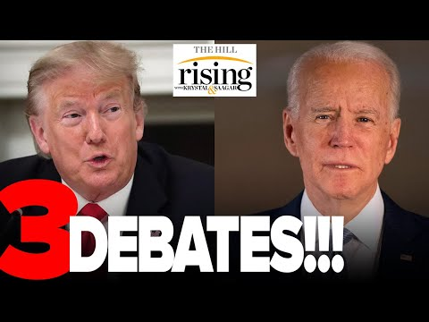 Biden REFUSES to debate Trump more than 3 times