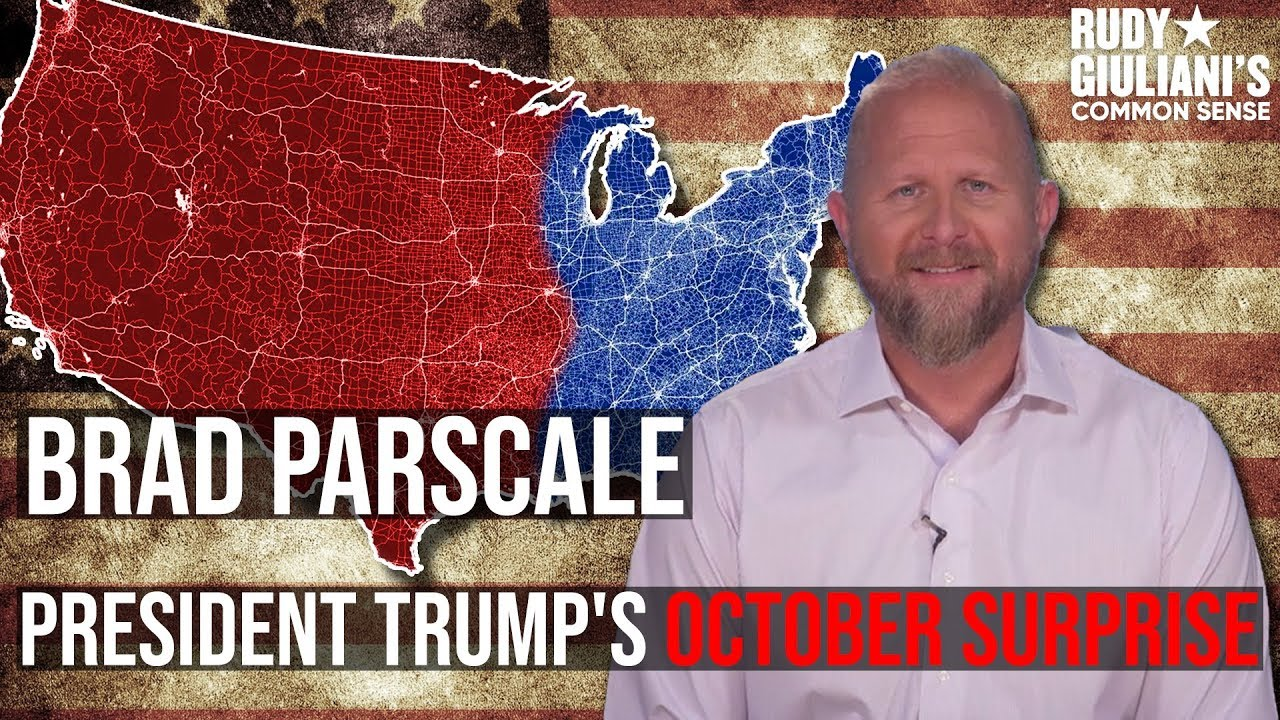 President Trump's October SURPRISE, Interview with Brad Parscale