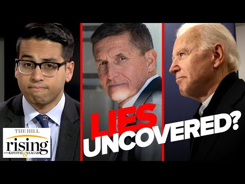 New Obamagate docs show Biden LIED about Flynn investigation
