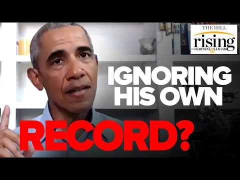 Obama's speech ignores his own record –