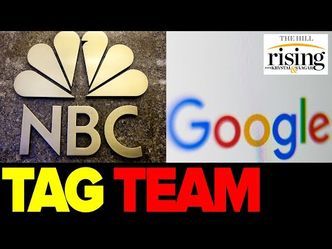 NBC News tries to team up with Google to DESTROY independent media