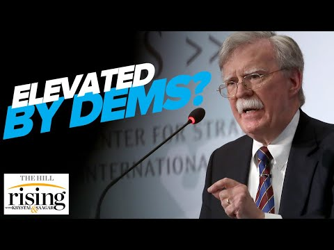Dems responsible for elevating neocon John Bolton