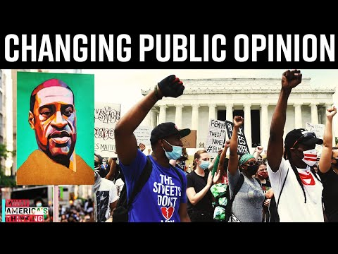 How/why current protests are changing public opinion