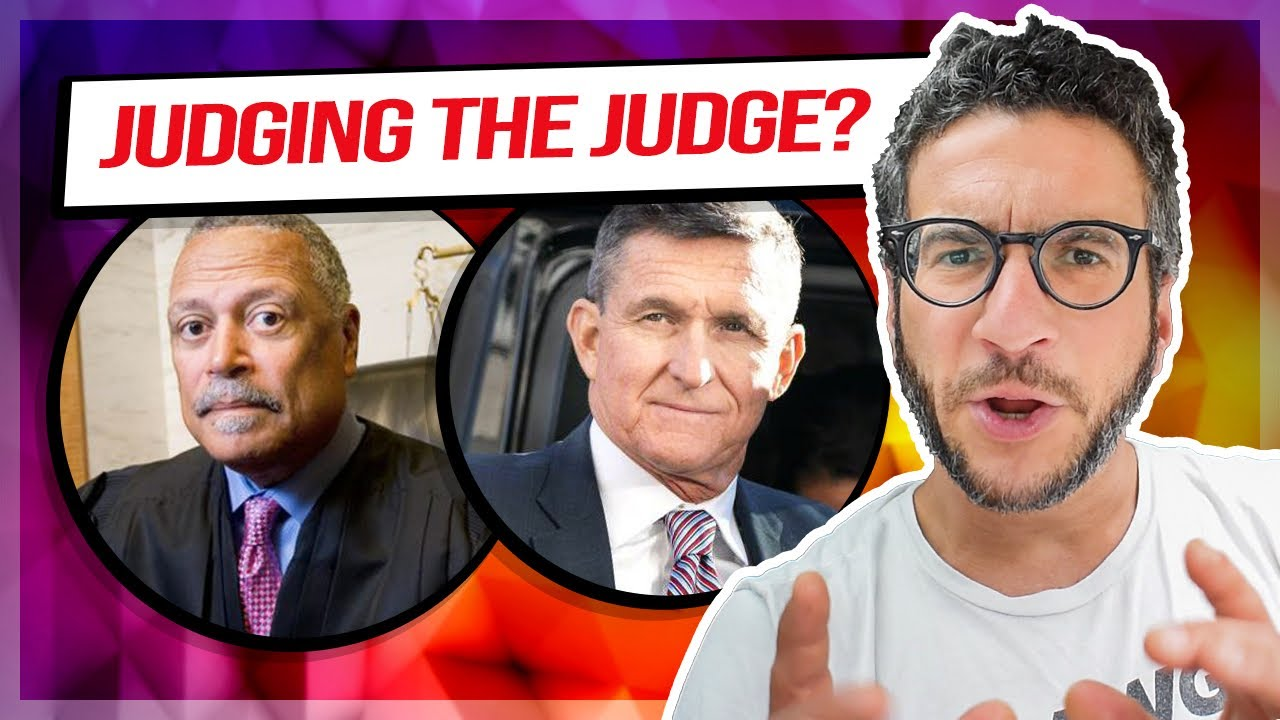 Micheal Flynn's Judge Sullivan EXPLAINS Himself
