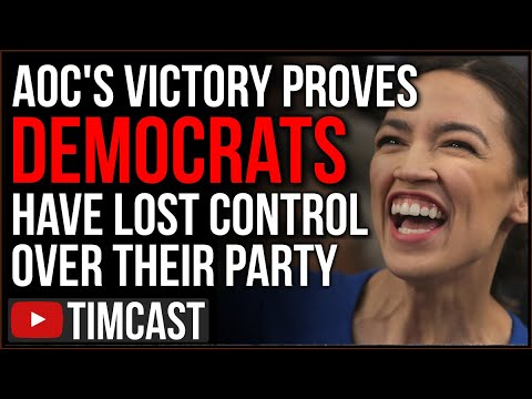 Ocasio Cortez CRUSHED The Democratic Establishment Proving The Leftist Mob OWNS The Party Now