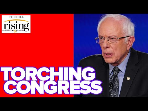 Markets CRASH as Bernie TORCHES 'Do nothing Congress,' will they act?