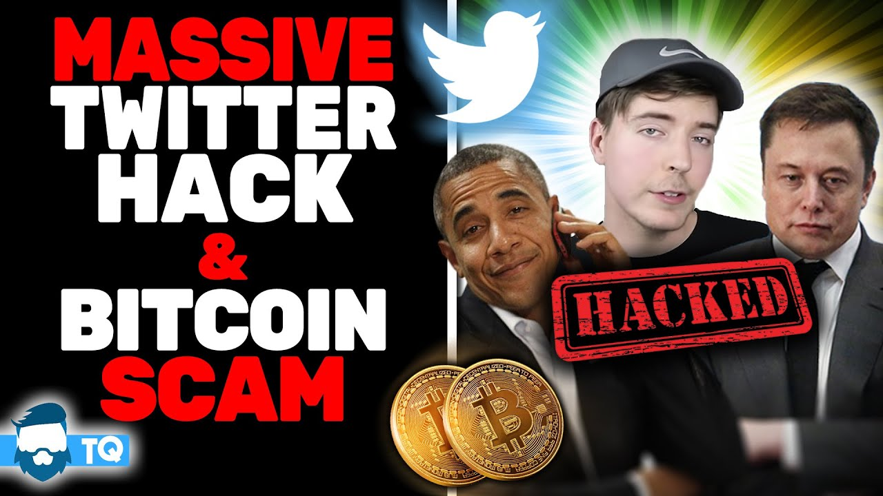 Massive Twitter Hack! Obama, Mr. Beast & Even GOD! Thousands Stolen! Be Careful!