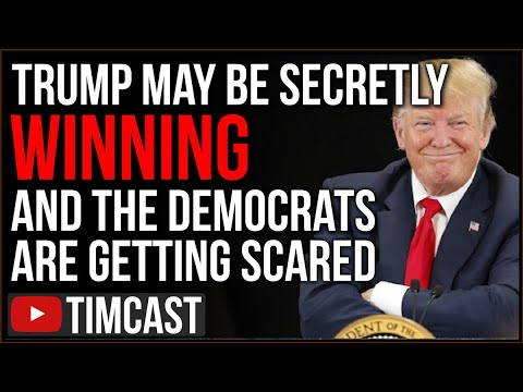 Trump May Be SECRETLY Winning And Democrats Are Scared, Forecast Predicts 91% Chance For Trump