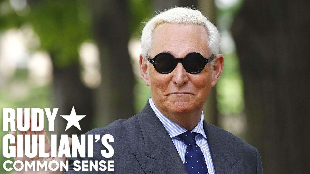 Roger Stone and Rudy Giuliani, Exclusive Interview |  Part Two
