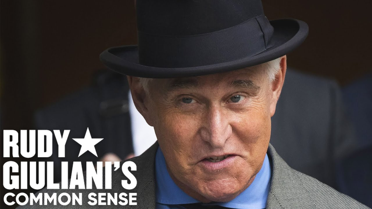 Roger Stone and Rudy Giuliani, EXCLUSIVE Interview