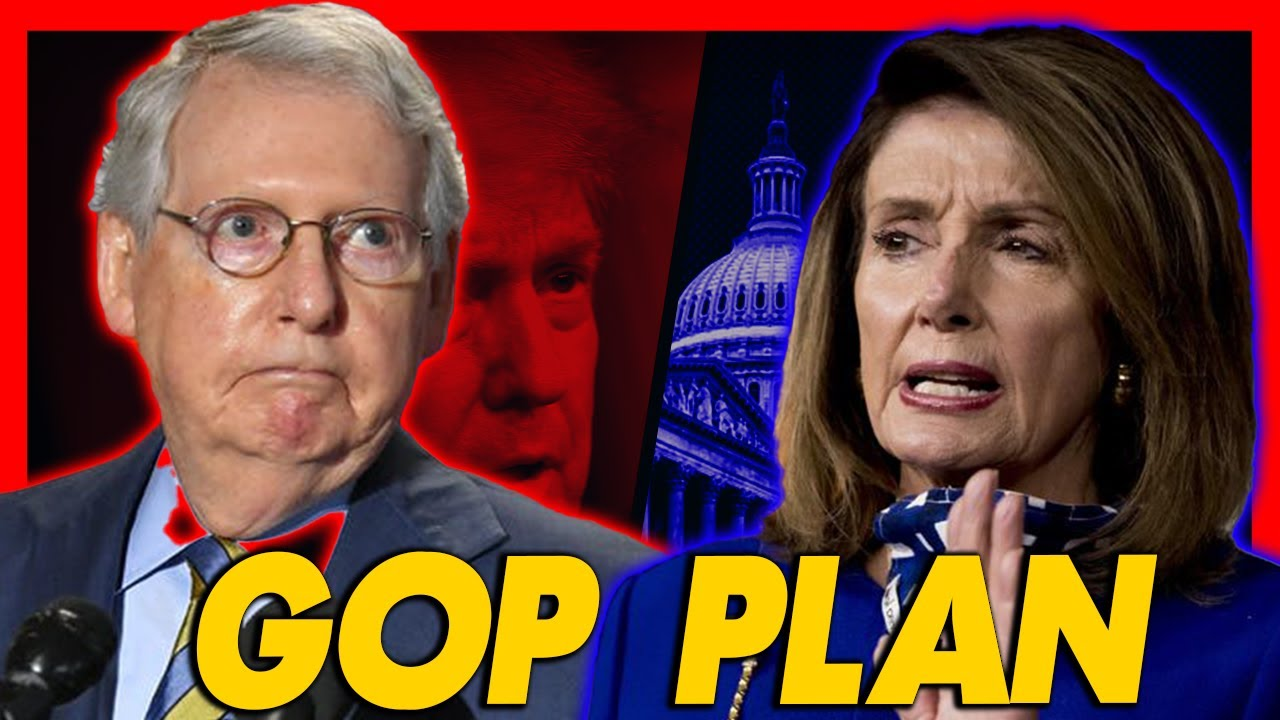 GOP Plan on Unemployment Insurance Will Cause Reduction of 200 Dollars and Pelosi Opposing it