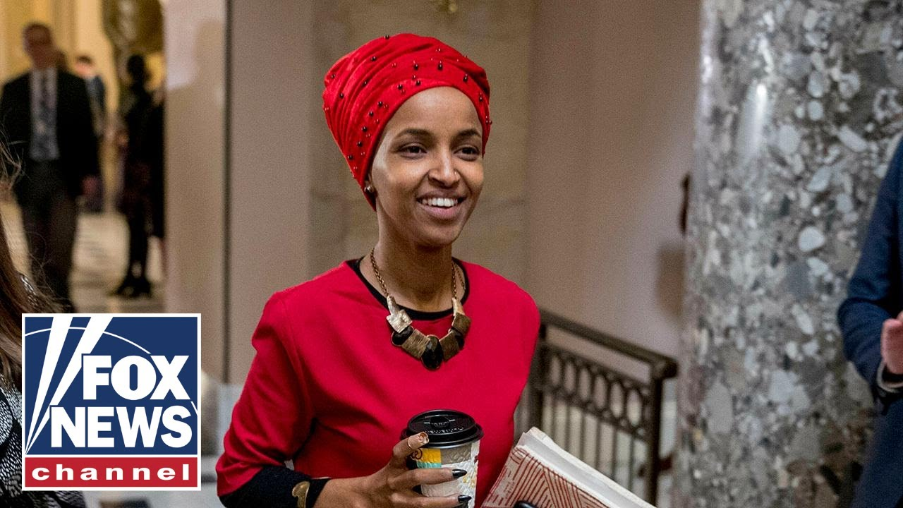 Ilhan Omar paid $878K in campaign funds to new husband's consulting firm