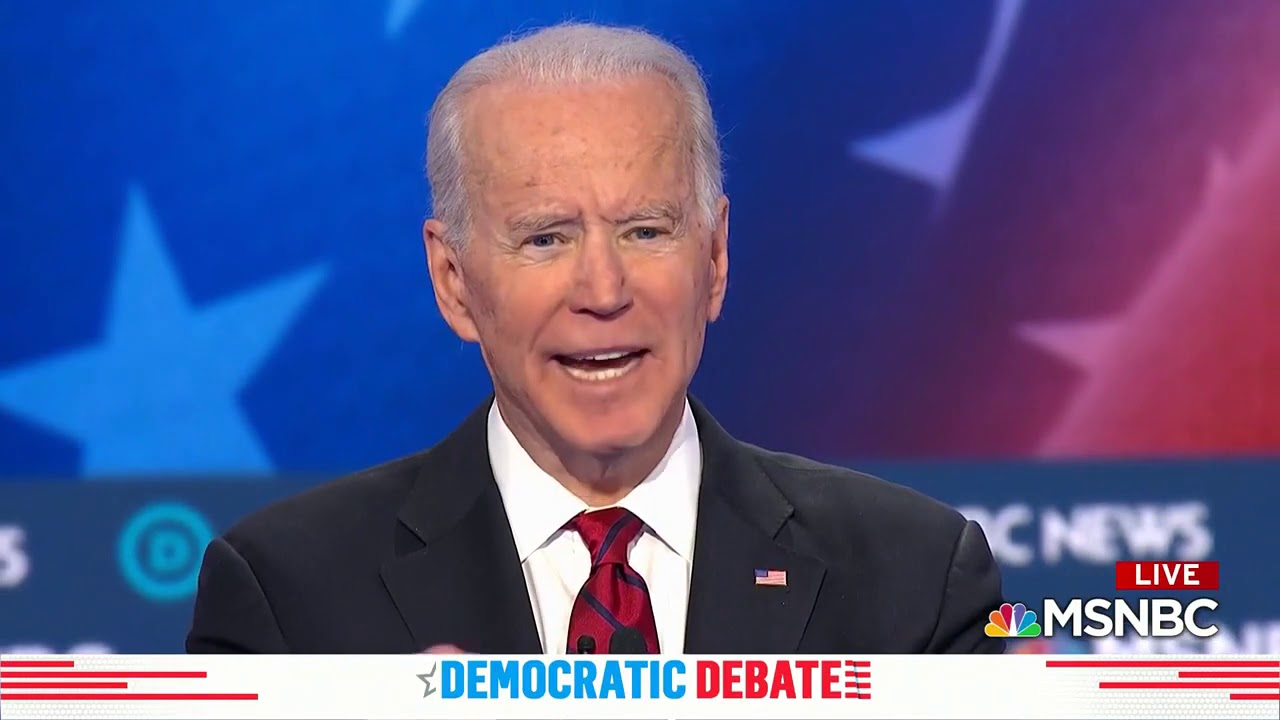 Biden Lies About Taxes Not Going Up On Small Businesses Under A Biden Administration