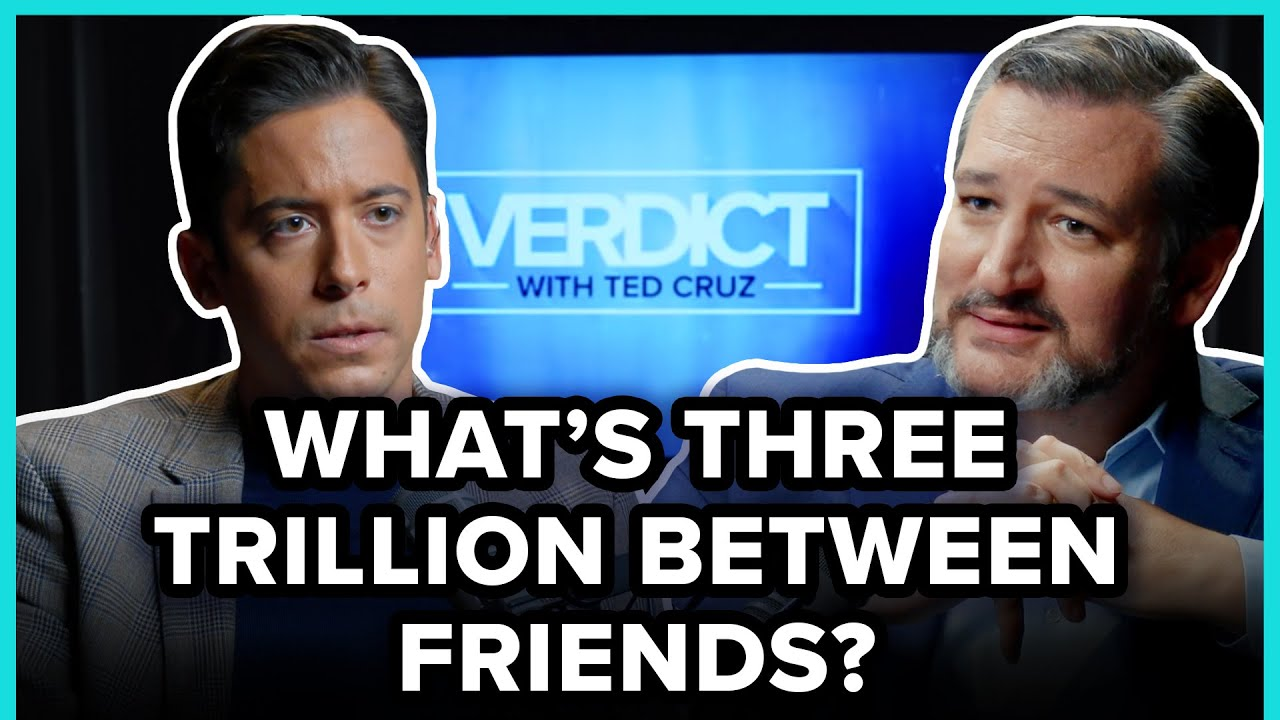 What's Three Trillion Between Friends?