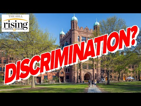 DOJ Finds Yale DISCRIMINATES Against White And Asian Students