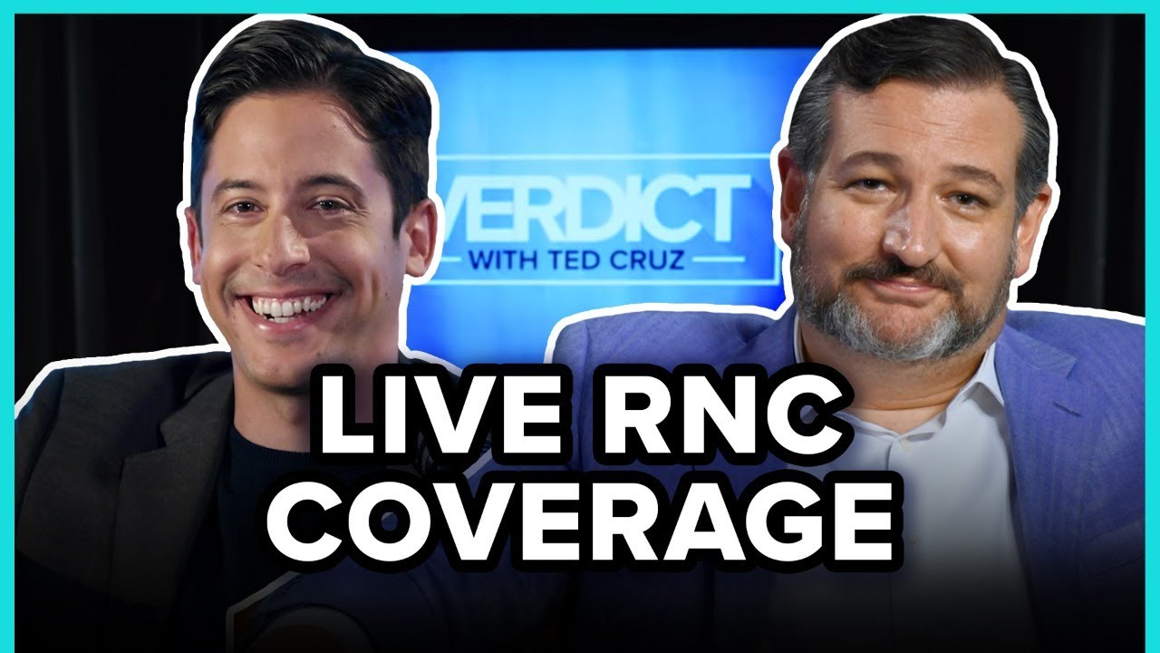 Live RNC Coverage with Ted Cruz