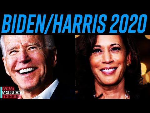 How will the Biden/Harris ticket shake up the 2020 race?