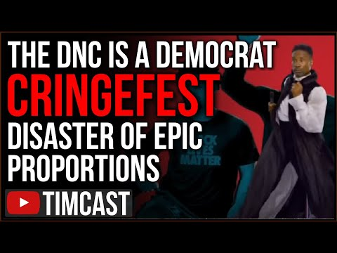 Democrats Convention An Unmitigated Disaster, Its So CRINGE Leftists Joke THIS Is Trump's Reelection