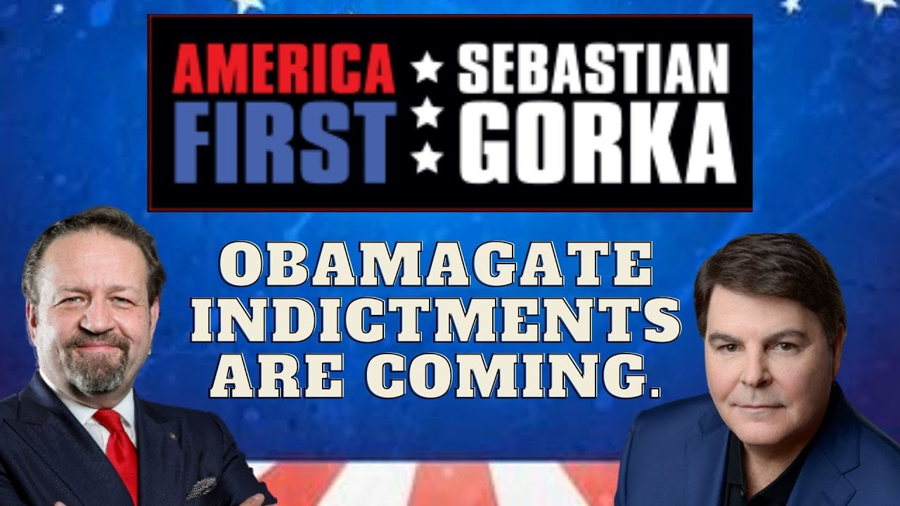 Obamagate indictments are coming. Gregg Jarrett with Sebastian Gorka