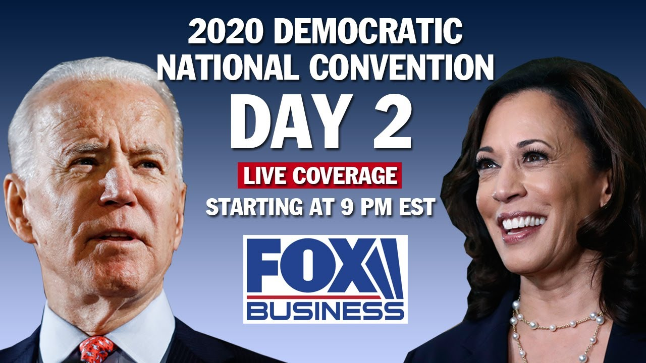 LIVE: DNC Day 2 | Featuring Bill Clinton, Jill Biden, Alexandria Ocasio-Cortez, others