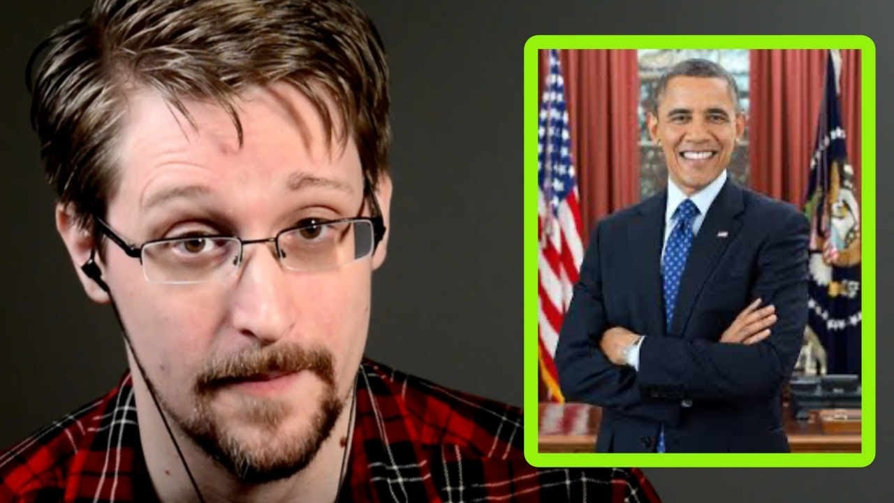 Edward Snowden: Obama Made Mass Surveillance Worse