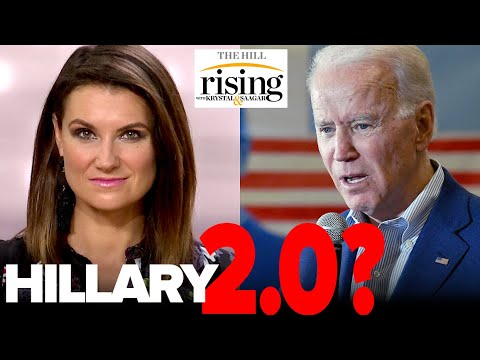 Biden's Hillary 2.0 Campaign Could Be Headed For Disaster
