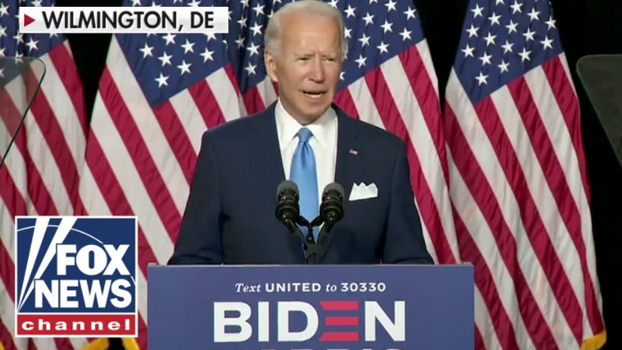 'The Five' fact-check claims Biden made in speech with Kamala Harris