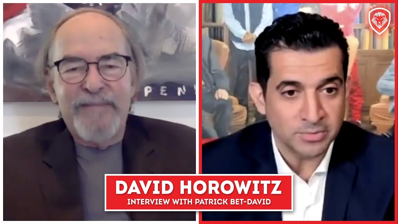 Why Trump Will Smash the Left (Communists) & Win Says Horowitz