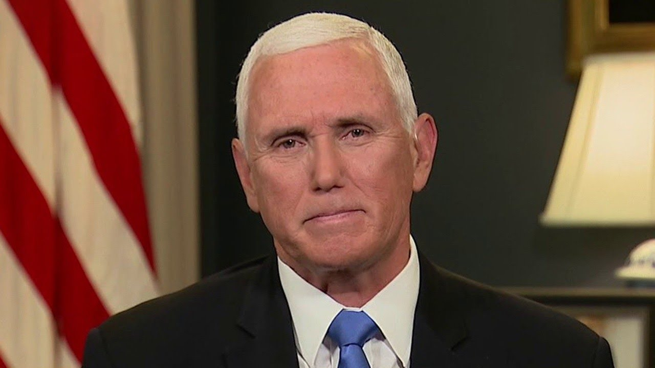 Mike Pence: 'Democratic National Convention was a very negative view of America'