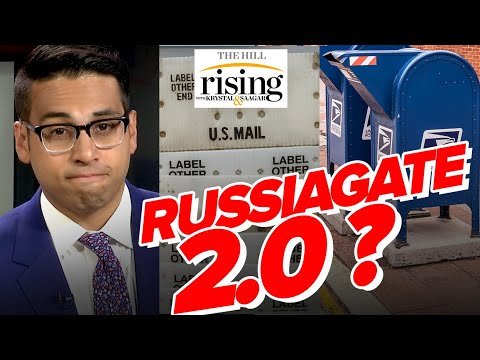Post Office Freakout Is Russiagate 2.0, Here Are The FACTS