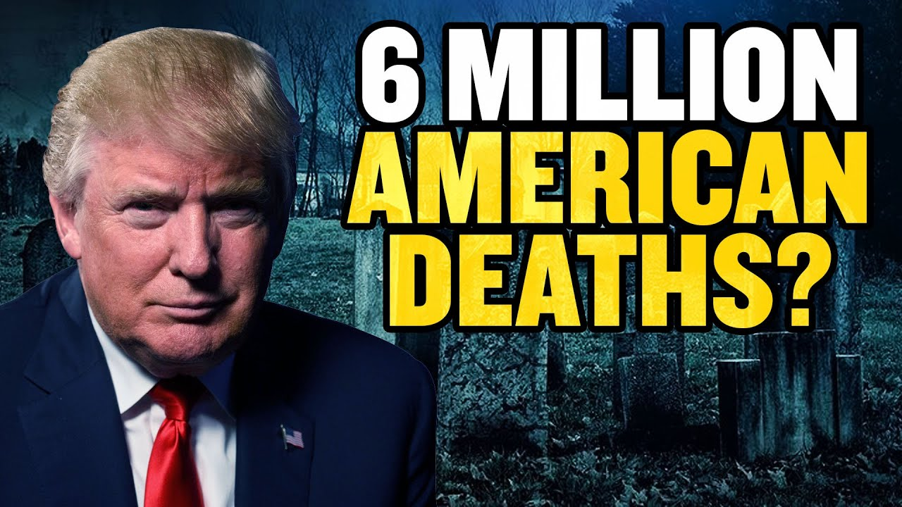 Trump Wants Millions of Americans Dead according to Rachel Maddow.