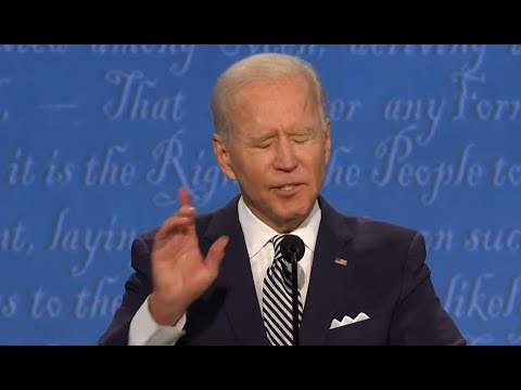 Biden Lost the First Debate