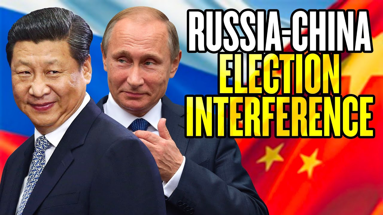 How Russia & China Are Interfering in 2020 Election