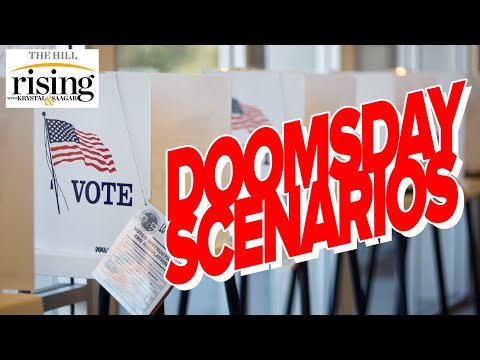 David Dayen Lays Out Most Likely DOOMSDAY Scenarios For Election Day