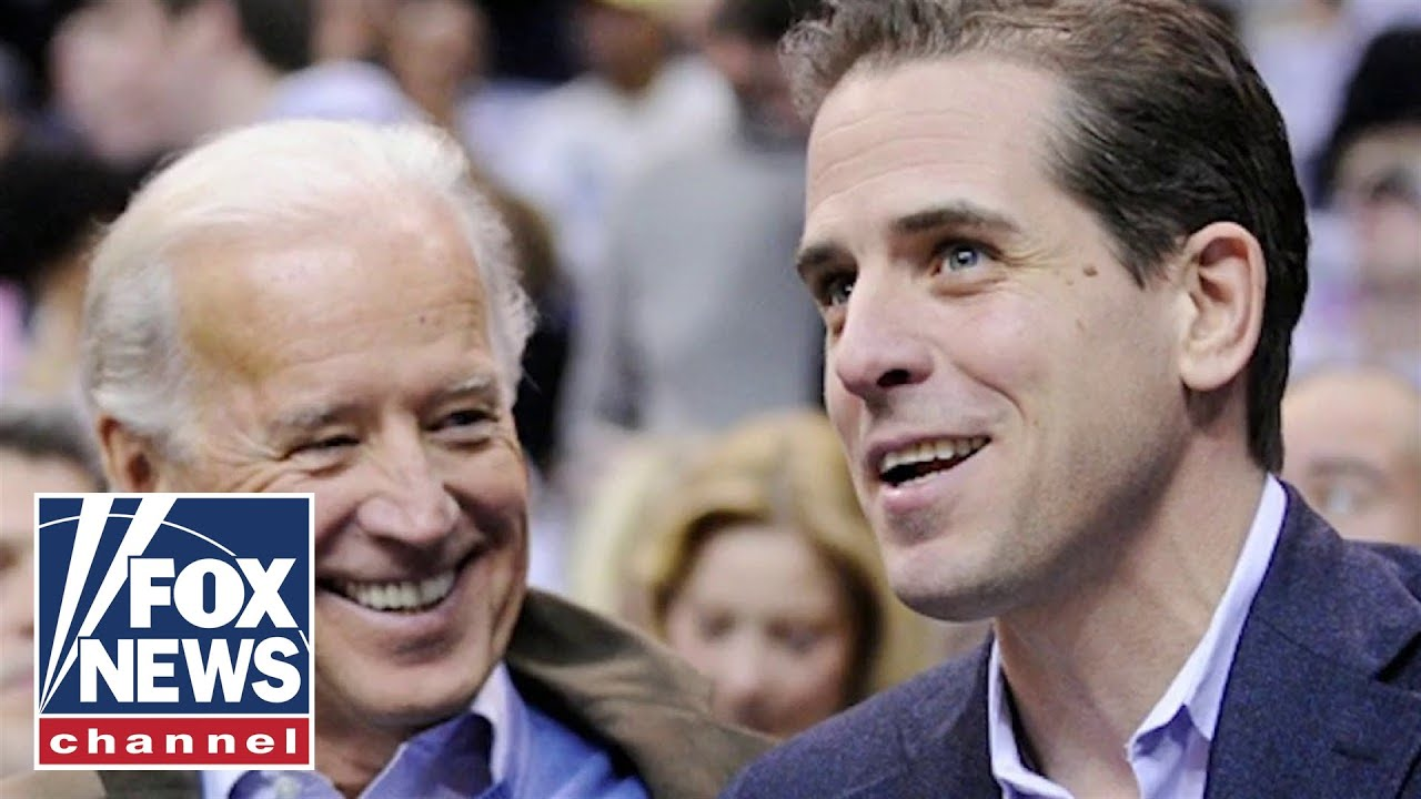 Senate GOP releases report on Hunter Biden's dealings in Ukraine