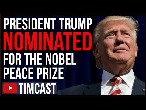 Trump Nominated For The Nobel Peace Prize Over Israel Peace Deal, Announces Iraq Troop Withdrawal