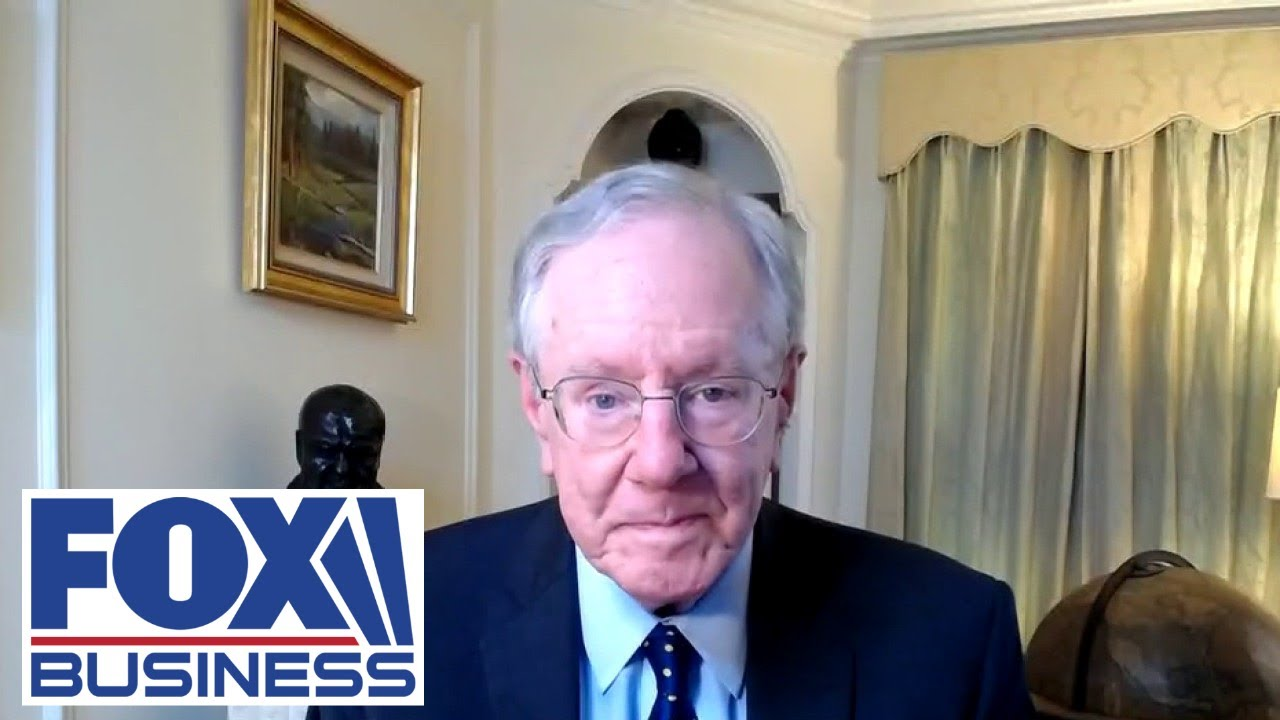 Steve Forbes: Manufacturing jobs 'were slaughtered under the Biden-Obama years'
