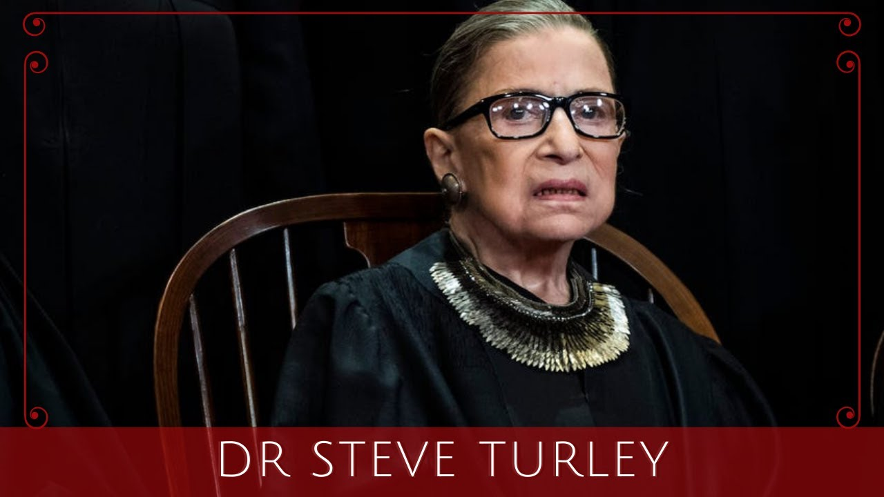 Ruth Bader Ginsburg is DEAD and So is the Democrats' HOPES at STEALING the ELECTION!!!