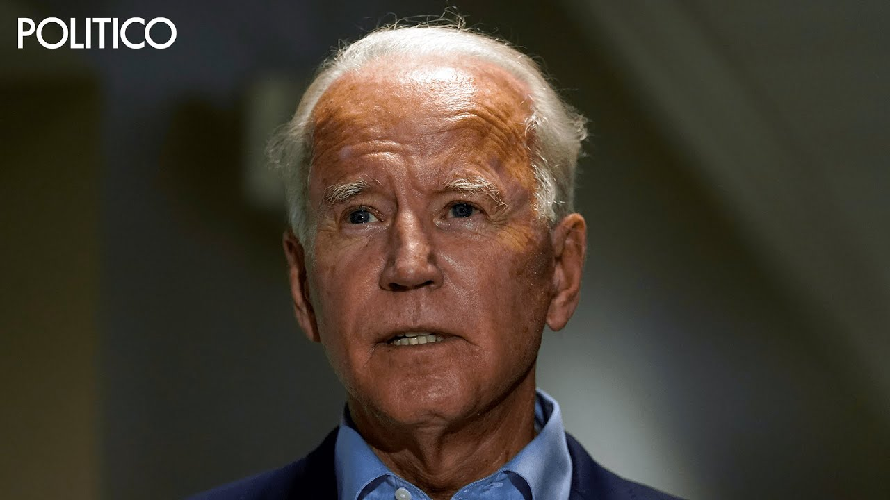 Biden reacts to death of Ruth Bader Ginsburg – YouTube